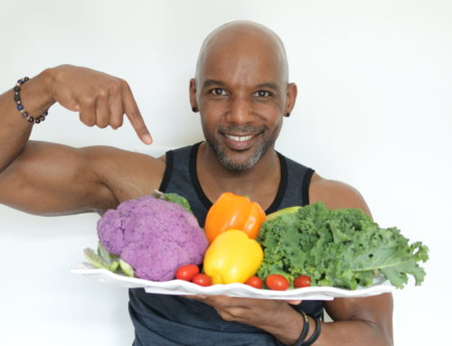 Vegetables are a Key Part of Nutrition for Men's Health